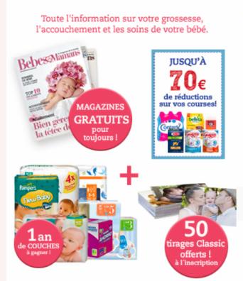 recevoir magazines pour bébés et mamans.PNG